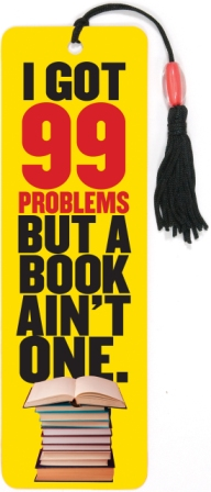 Image for 99 Problems Beaded Bookmark