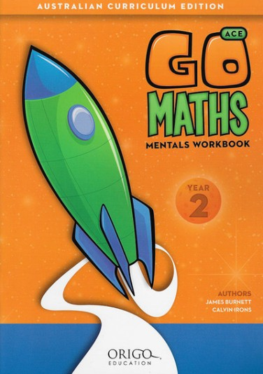 Image for Go Maths Mentals Workbook Year 2 : Australian Curriculum Edition