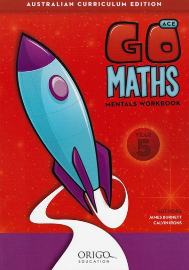 Image for Go Maths Mentals Workbook Year 5 : Australian Curriculum Edition