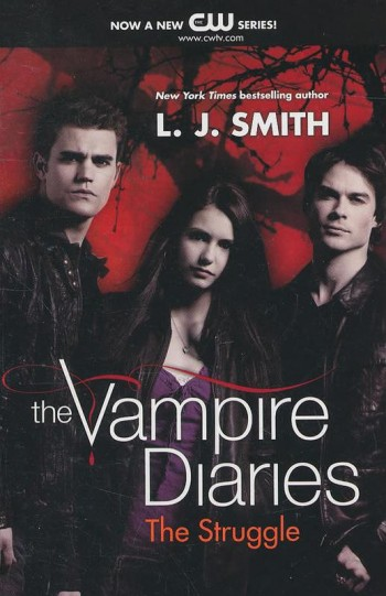 Image for The Struggle #2 Vampire Diaries [used book]