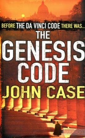 Image for The Genesis Code [used book]