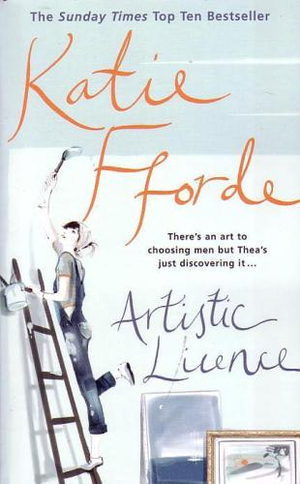 Image for Artistic Licence [used book]