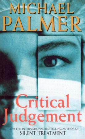Image for Critical Judgement [used book]