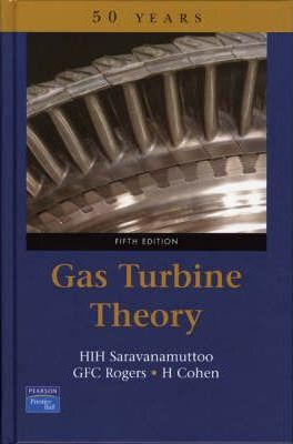 Image for Gas Turbine Theory [used book]