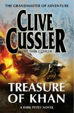 Image for Treasure of Khan #19 Dirk Pitt [used book]