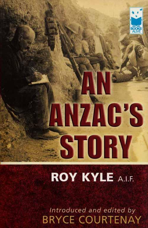 Image for An Anzac's Story [used book]