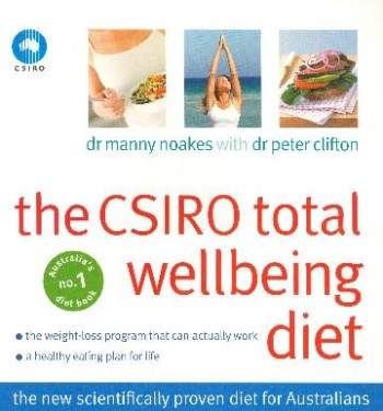 Image for The CSIRO Total Wellbeing Diet [used book]