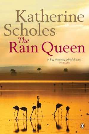 Image for The Rain Queen [used book]