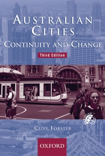 Image for Australian Cities : Continuity and Change [Third Edition][used book]
