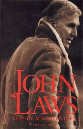 Image for John Laws : Life by Misadventure [used book]