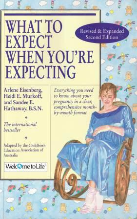 Image for What to Expect When You're Expecting [Second Edition] [used book]