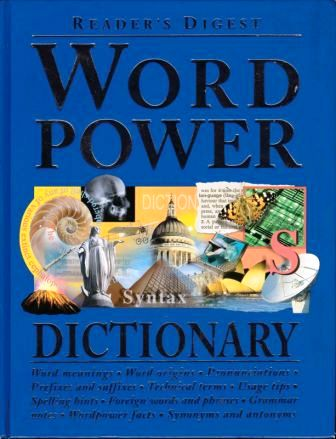 Image for Word Power Dictionary [used book]