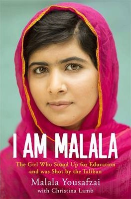 Image for I Am Malala : The Girl Who Stood Up for Education and was Shot by the Taliban [used book]