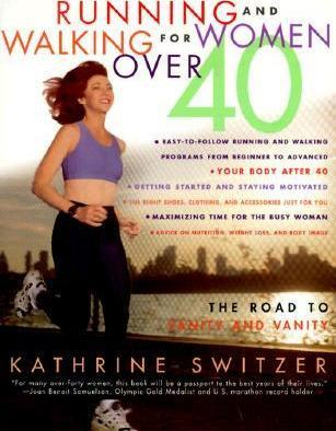 Image for Running and Walking for Women over 40 [used book]