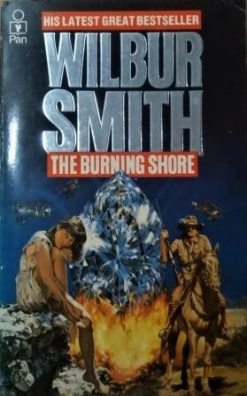 Image for The Burning Shore #4 Courtney [used book]
