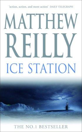 Image for Ice Station #1 Shane Schofield [used book]