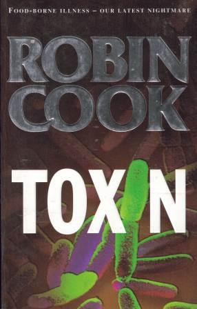 Image for Toxin [used book]