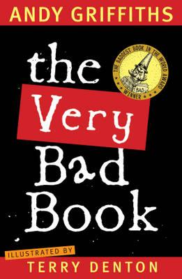 Image for The Very Bad Book #2 The Bad Book [used book]