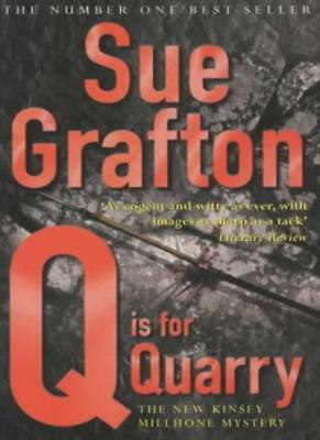 Image for Q Is for Quarry #17 Kinsey Milhone [used book]