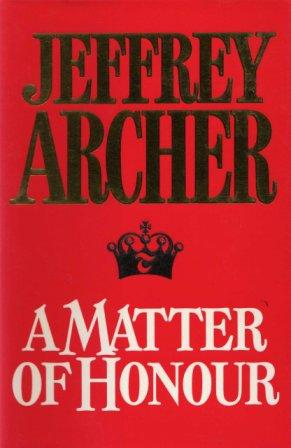 Image for A Matter of Honour [used book]