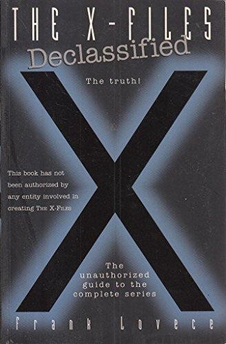 Image for The X-files Declassified : the Truth! [used book]