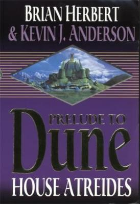 Image for House Atreides #1 Prelude to Dune [used book]
