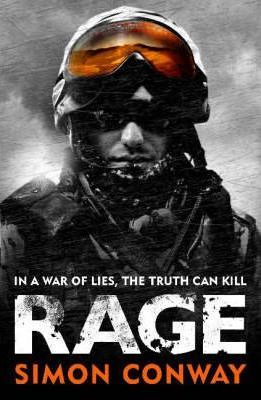 Image for Rage [used book]