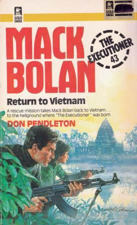 Image for Return to Vietnam #43 Executioner [used book]