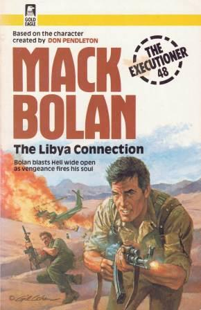 Image for The Libya Connection #48 Executioner [used book]