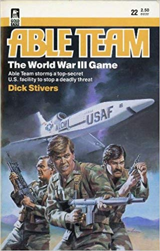 Image for The World War III Game #22 Able Team [used book]