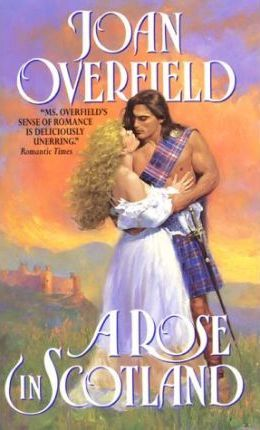 Image for A Rose in Scotland [used book]
