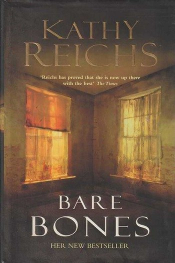 Image for Bare Bones #6 Temperance Brennan [used book]