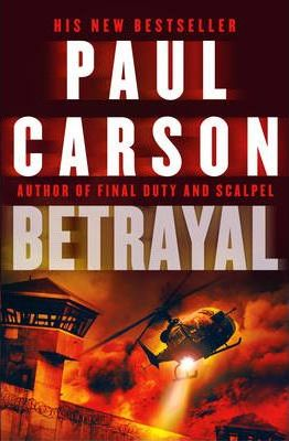 Image for Betrayal [used book]