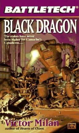 Image for Black Dragon #29 BattleTech [used book]