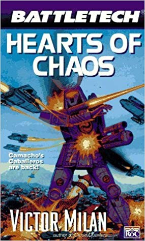 Image for Hearts of Chaos #26 Battletech [used book]