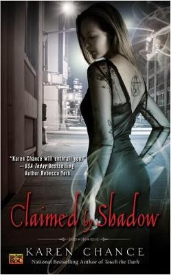 Image for Claimed by Shadow #2 Cassandra Palmer [used book]