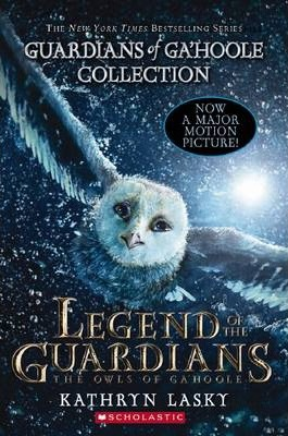 Image for Guardians of Ga'Hoole Collection : Legends of the Guardians : The Owls of Ga'Hoole (contains books #1-3) [used book]
