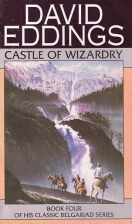 Image for Castle of Wizardry #4 Belgariad [used book]
