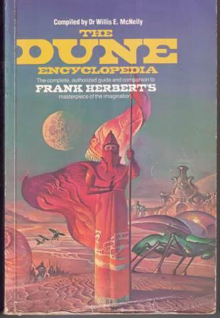 Image for Frank Herbert's Dune Encyclopedia [used book] [hard to get]