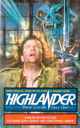 Image for Highlander [used book][hard to get]