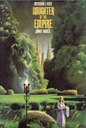 Image for Daughter of the Empire #1 Riftwar : The World on the Other Side [used book]