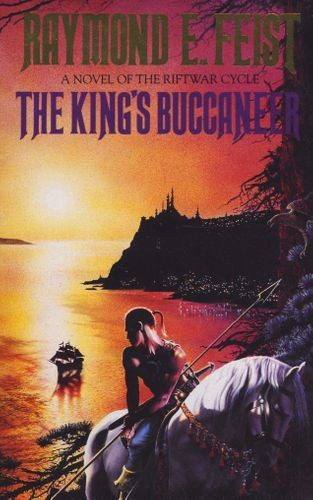 Image for The King's Buccaneer #2 Riftwar Cycle: Krondor's Sons [used book]