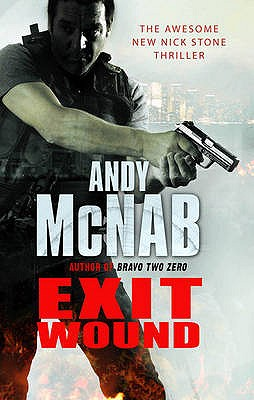Image for Exit Wound #12 Nick Stone [used book]