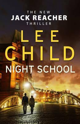 Image for Night School #21 Jack Reacher [used book]