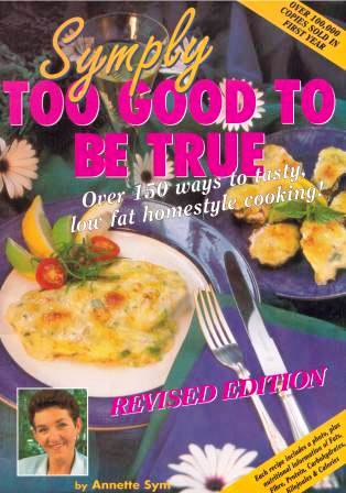 Image for Symply Too Good To Be True Book 1 [used book]