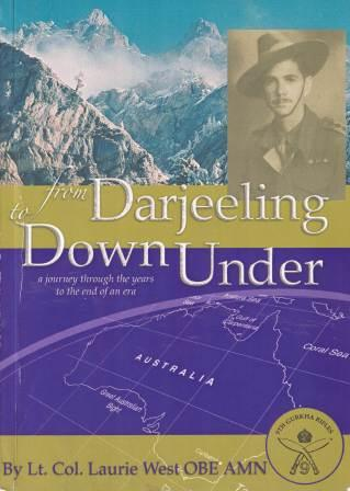 Image for From Darjeeling to Down Under : A Journey Through the Years to the End of an Era [used book] [hard to get]