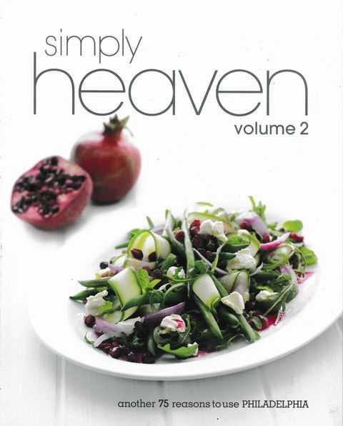 Image for Simply Heaven Volume 2 : another 75 reasons to use Philadelphia [used book]