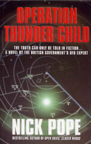 Image for Operation Thunder Child [used book]