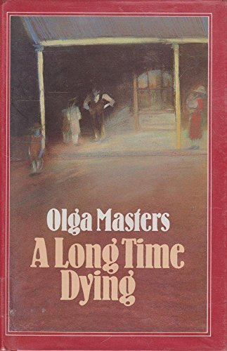 Image for A Long Time Dying [used book]