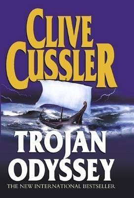 Image for Trojan Odyssey #17 Dirk Pitt [used book]